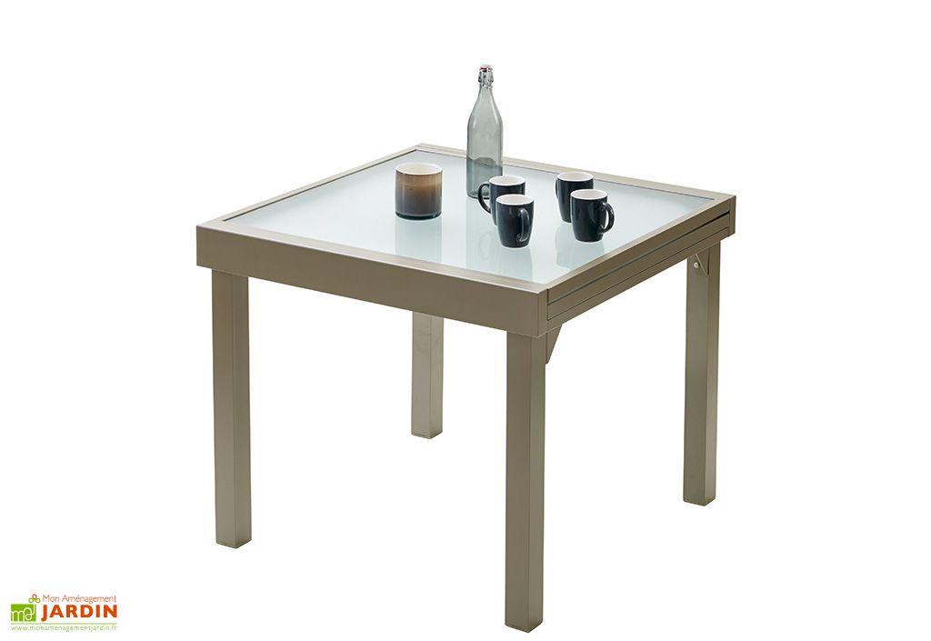 Coloris l Table Extensible h4 Jardin Modulo De ...