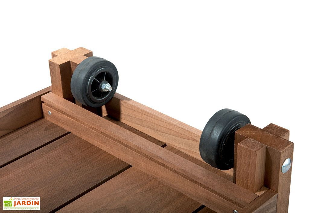 Table Multifonctions sur Roulettes B.Y.O