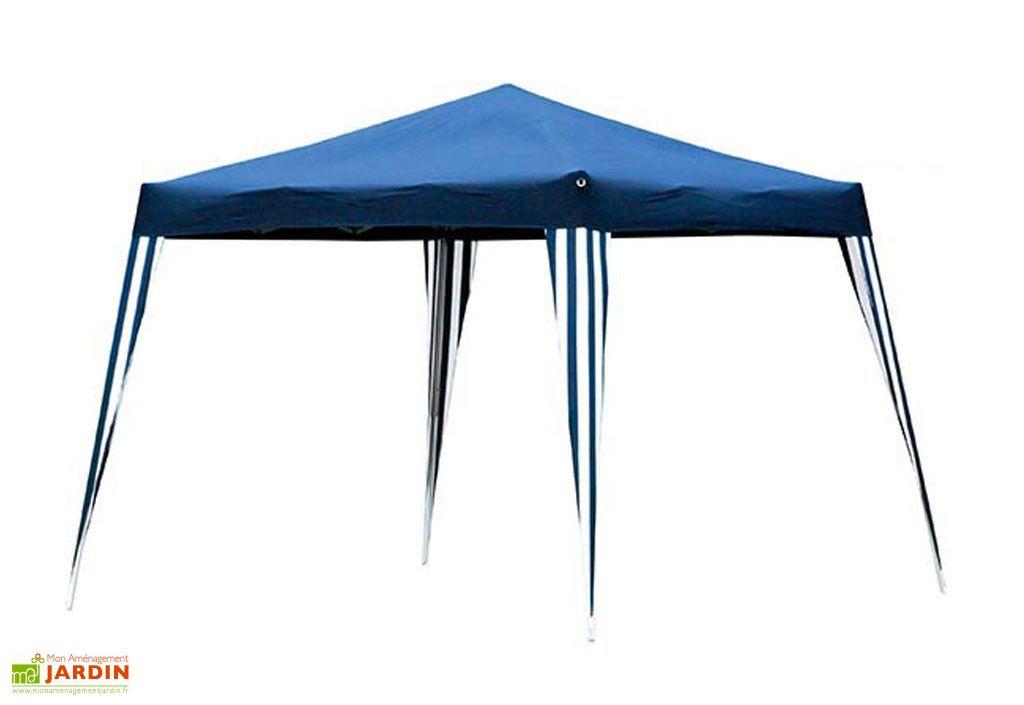 tente de r ception pliante bleue 3x3m garofalo. Black Bedroom Furniture Sets. Home Design Ideas