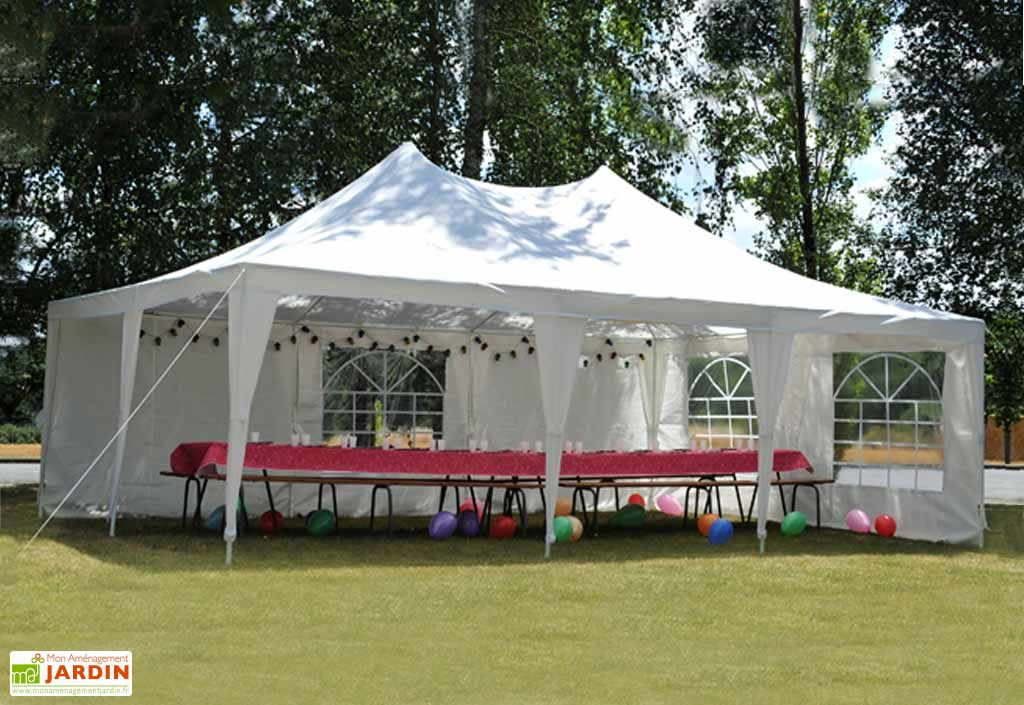 Tente de Reception Traviata 5x7