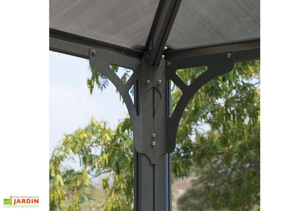 Tonnelle Design en Aluminium (360x360)