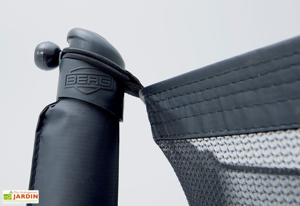 Trampoline Berg Favorit 380 avec Filet de Protection