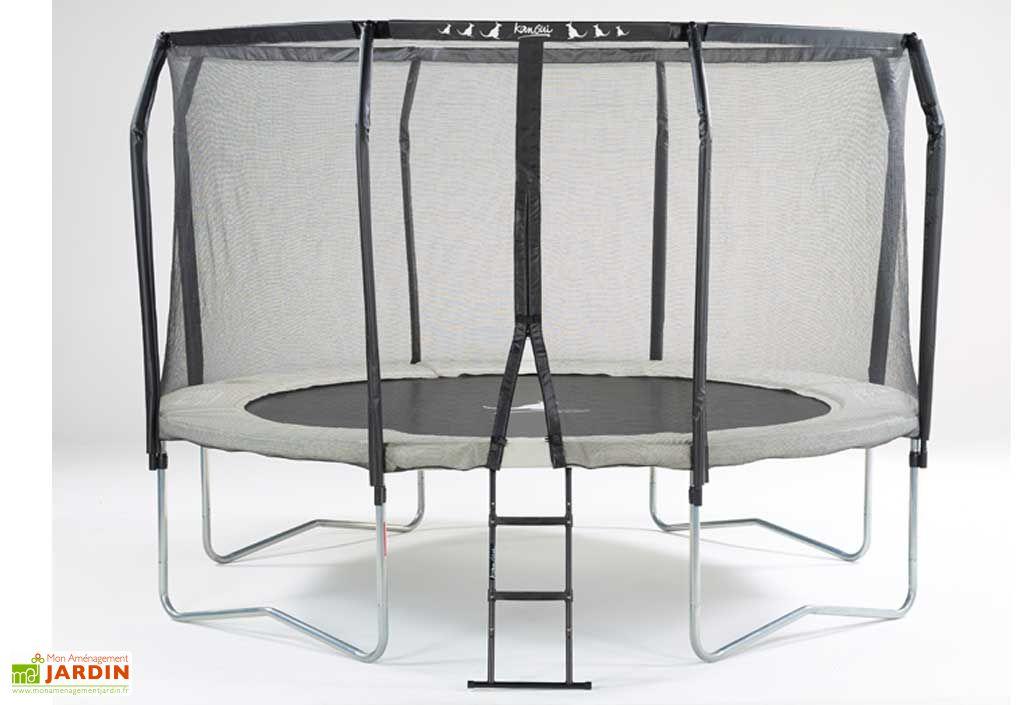 trampoline famili 360 pack famili 360 fg chelle kangui. Black Bedroom Furniture Sets. Home Design Ideas