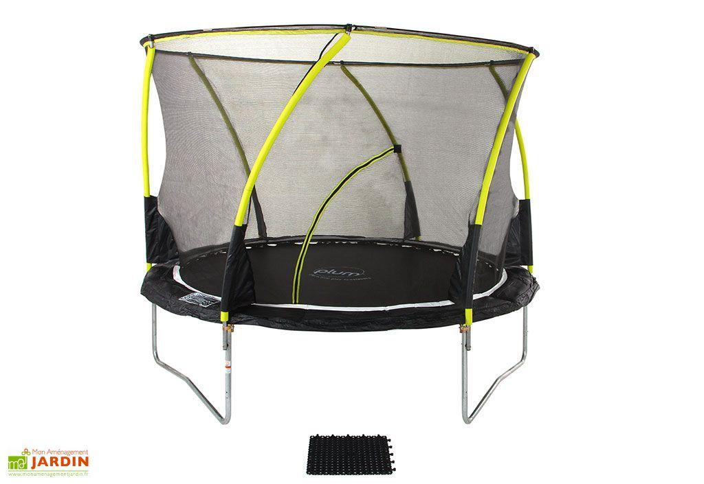 Trampoline Tornade 244 cm