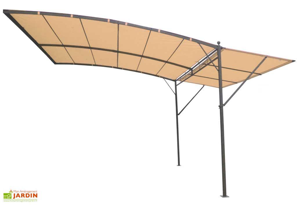 tonnelle fer forge patio adoss e 2 x 3 lams. Black Bedroom Furniture Sets. Home Design Ideas