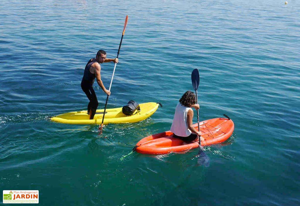 Yogakayak Aventure Planche de Loisir Nautique
