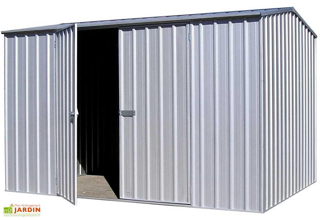 Abri de Jardin Metal Absco Workshop (300x152x210)