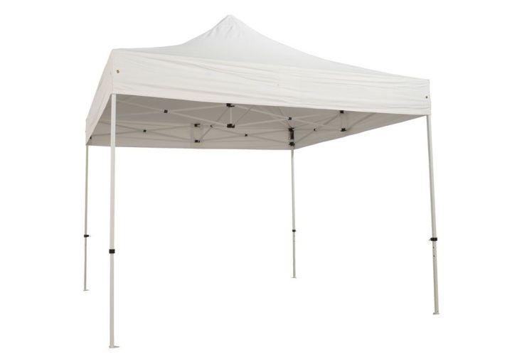 Tente de Réception Pliante 3x3 Acier + Toile 300gr/m²