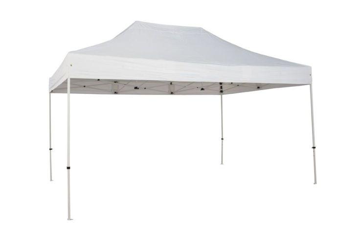 Tente de Reception Pliante 3x4,5 Acier Toile 230 gr/m²