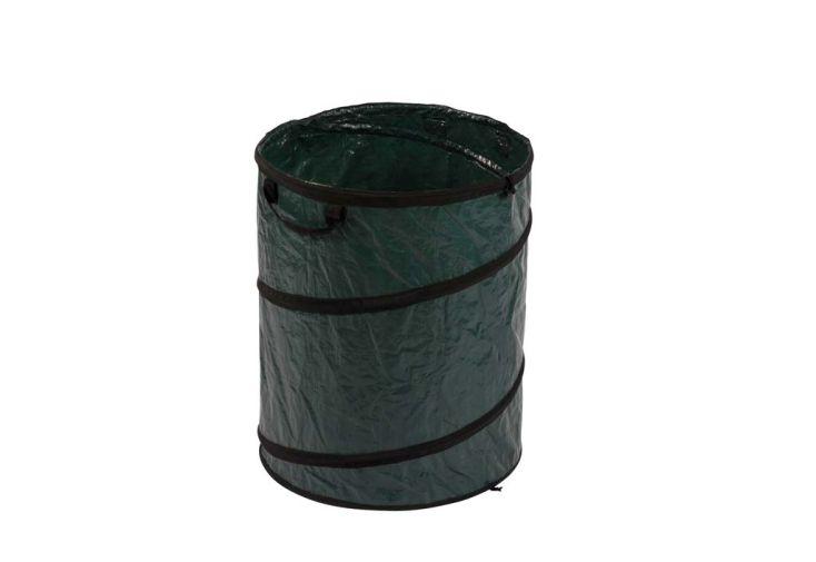 Pop up bag Sac à déchet vert 116 litres