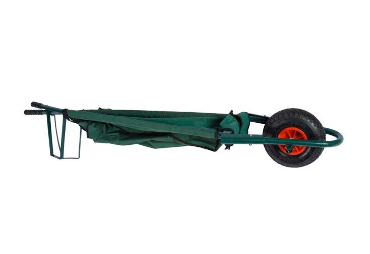 Brouette Pliable Métal et Polyester (162x88x27) maxi 30kg