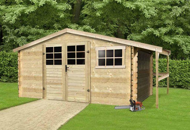 Abri de jardin p88904 28mm 388x298 solid for Abris de jardin solid belgique