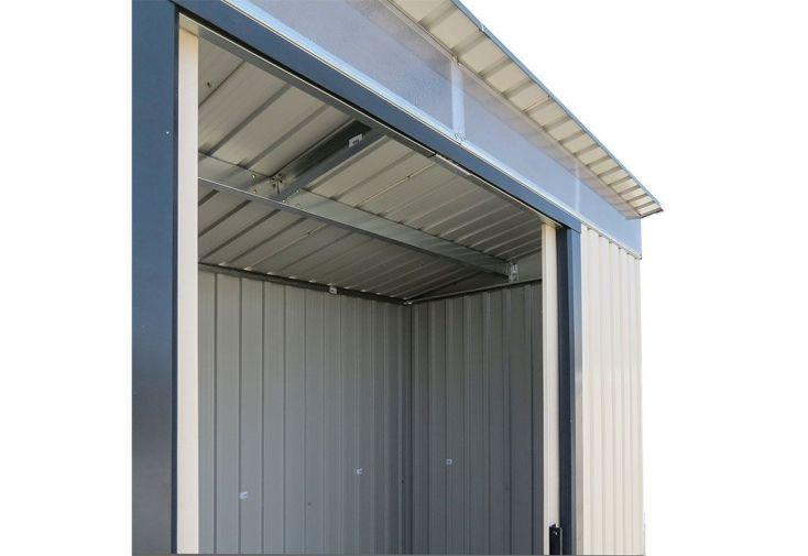 Abri de Jardin Metal Duramax Skylight 252x172x202cm (l,l,h)