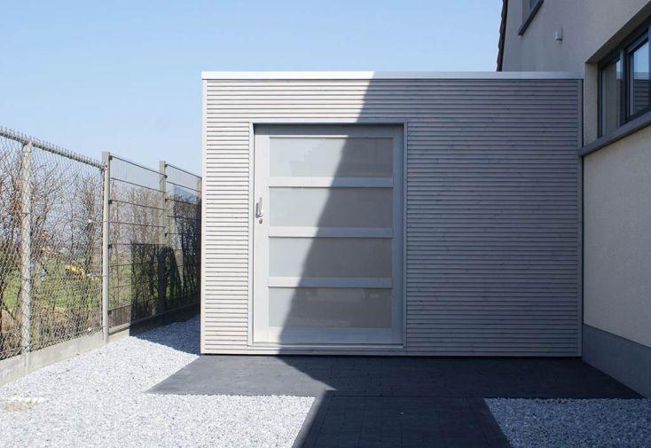 Abri de Jardin en Pin 19 mm Box Tokyo E 300 cm (Profondeur au choix)