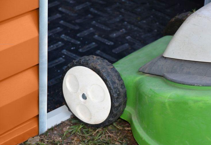 plancher pour abri de jardin