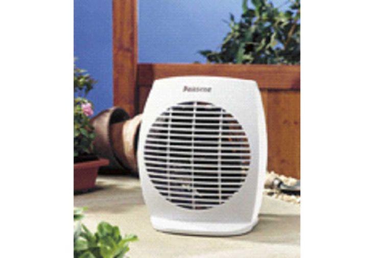 Chauffage électrique 3 000 W avec thermostat