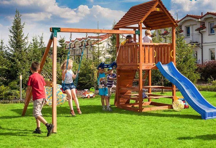 aire de jeux Fungoo pour enfants