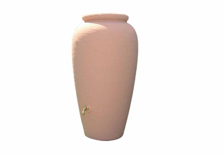Cuve Récupération d'Eau Pluie Amphore Terracotta 500 L