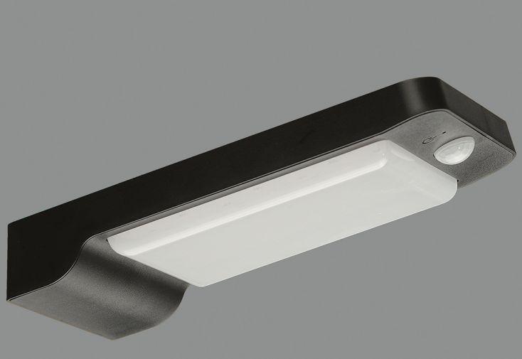 Applique Murale d'Extérieur LED avec Capteur Solaire et Détecteur de Présence ACB Bond