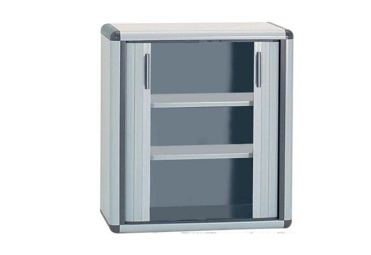 Armoire de rangement r sine porte rideaux 86 cm garofalo for Armoire rangement exterieur