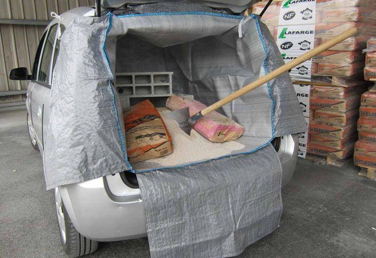 Bâche de Protection pour Voiture Easy Protect Car
