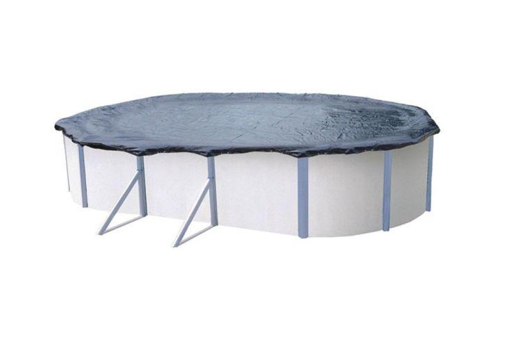 B che hiver pour piscines hors sol 5 15x3 90m abak for Piscine hors sol abak