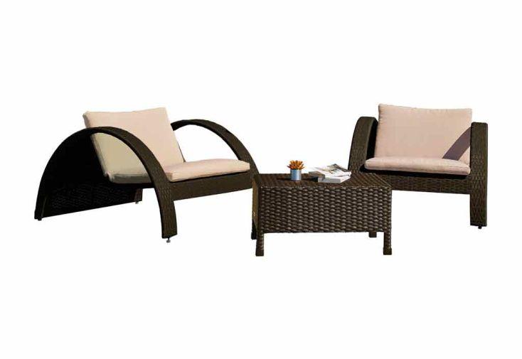 bain de soleil demi cercle r sine tress e dcb garden. Black Bedroom Furniture Sets. Home Design Ideas