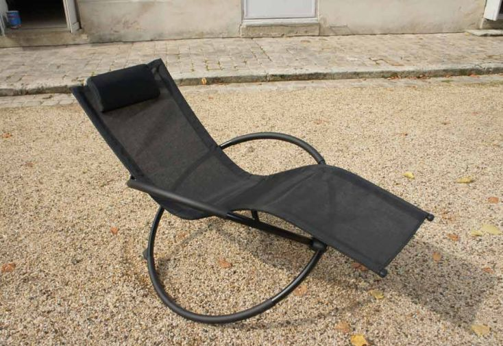 Bain de Soleil Textilène Swing (77x150x90)
