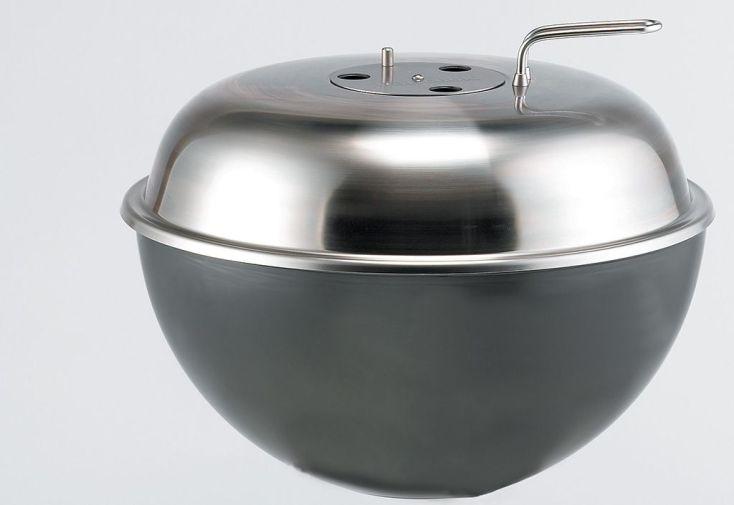 Cuisine d'Extérieur Modulable : Barbecue Boule