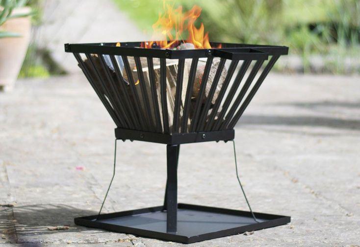 Barbecue Braséro Acier Morden