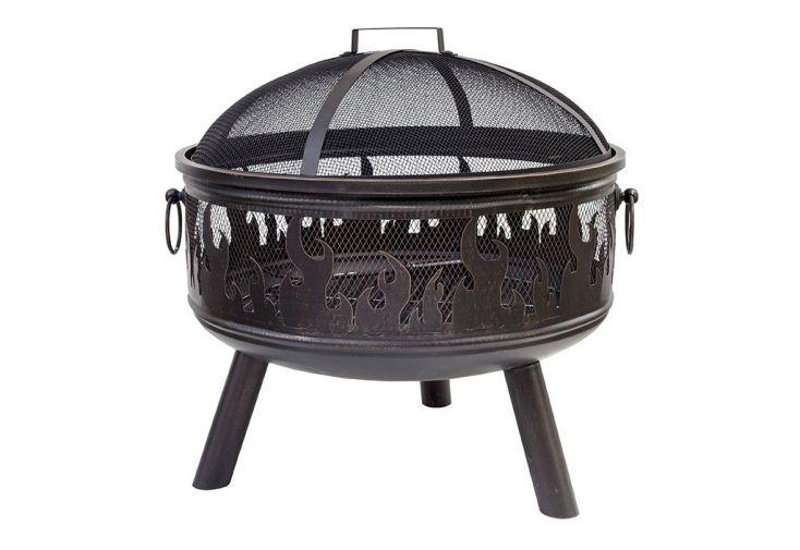 Barbecue Braséro Acier Wildfire