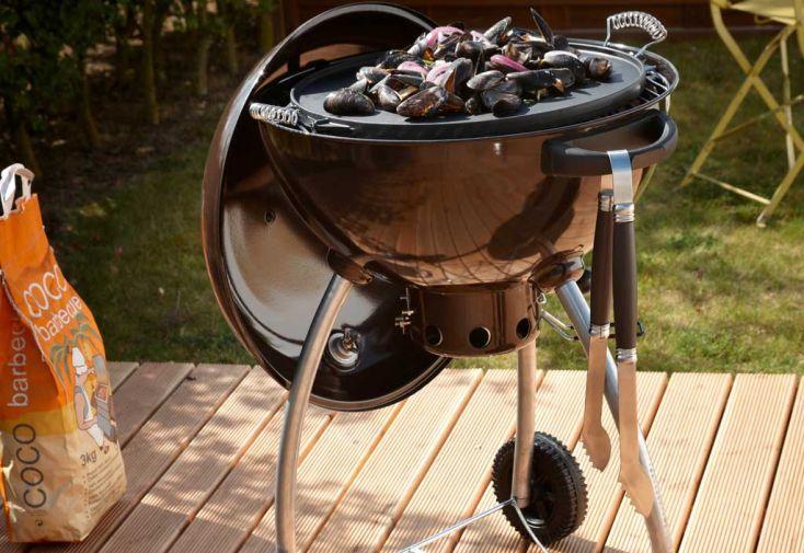 """Barbecue Charbon de Bois """"L""""  Premium"""