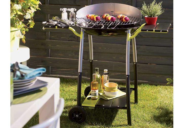 Barbecue au Charbon de Bois Curvi XL