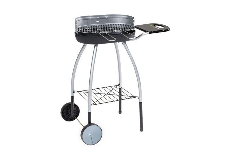 Barbecue au Charbon de Bois Fonte Isy 30