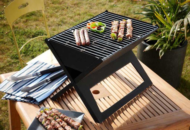 Barbecue De Voyage