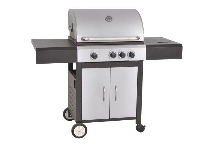 Barbecue Gaz avec Chariot Agathe