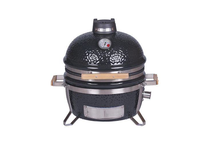 Barbecue au charbon de bois kamado en céramique Fargau Monolith Icon