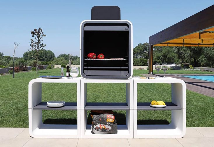 Barbecue Béton SUN05