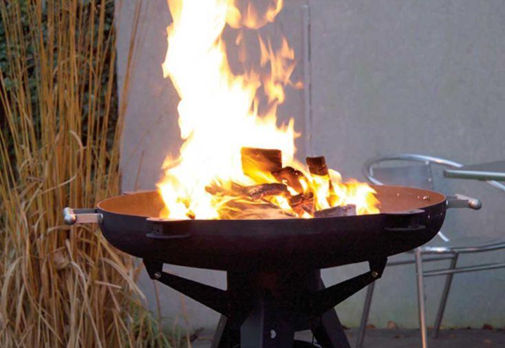 Barbecue Charbon de Bois Space 800