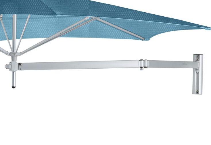 bras évolution pour parasol Paraflex en aluminium