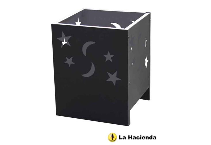 Braséro Moderne Luna