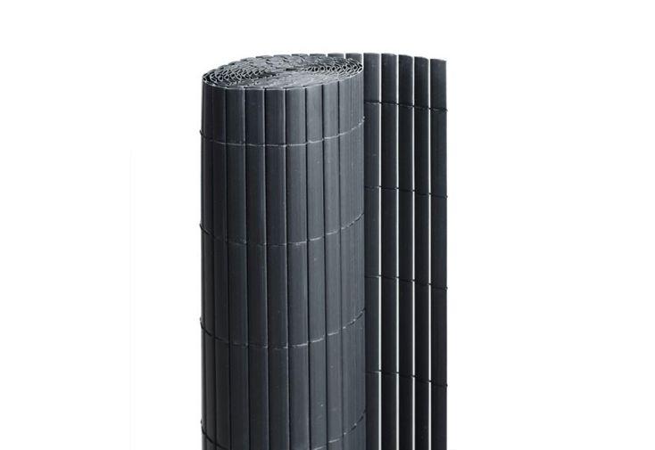 Brise-Vue en PVC Canisse Rouleau 3 x 1 m – Pls coloris