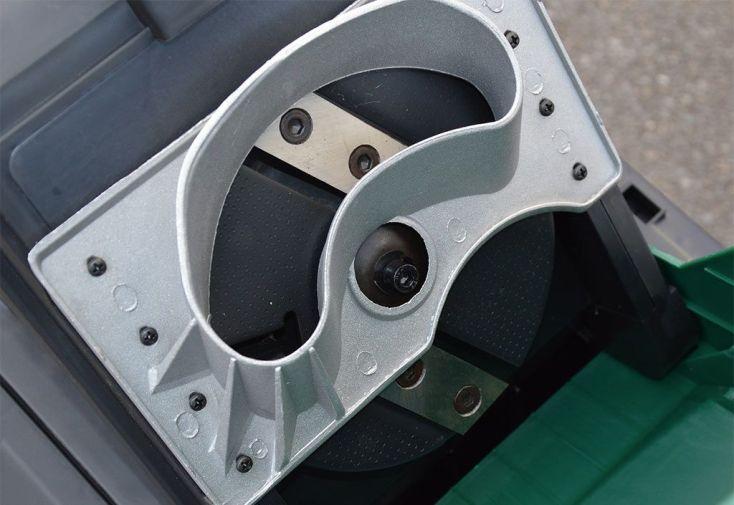 Broyeur de Végétaux Electrique 2500W 40mm