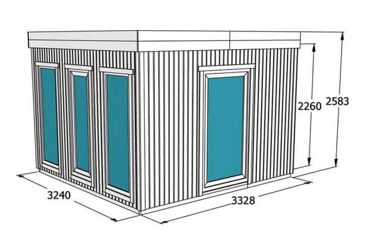 Bungalow Design Bois Cube 19mm (324x332)