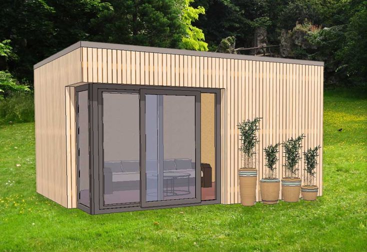 Bungalow Design Studio avec Baie dans l'Angle (495x395)
