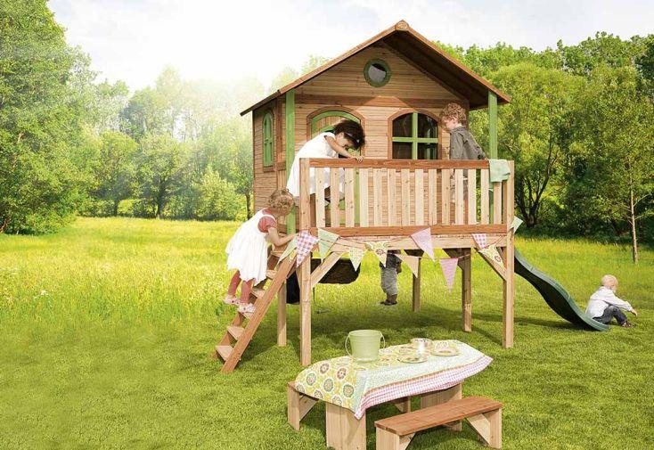 Maison Enfant Bois Sophie + Accessoires Offerts