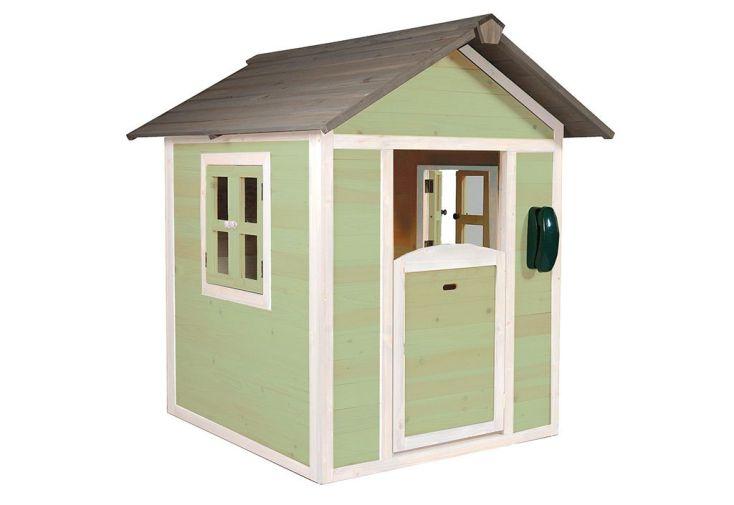 Maison pour Enfant Bois Lodge Colorée