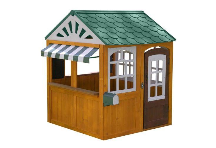 cabane en bois de cèdre qualité