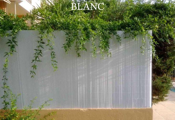 Canisse PVC 1,20 x 3,00m (Plusieurs Coloris)