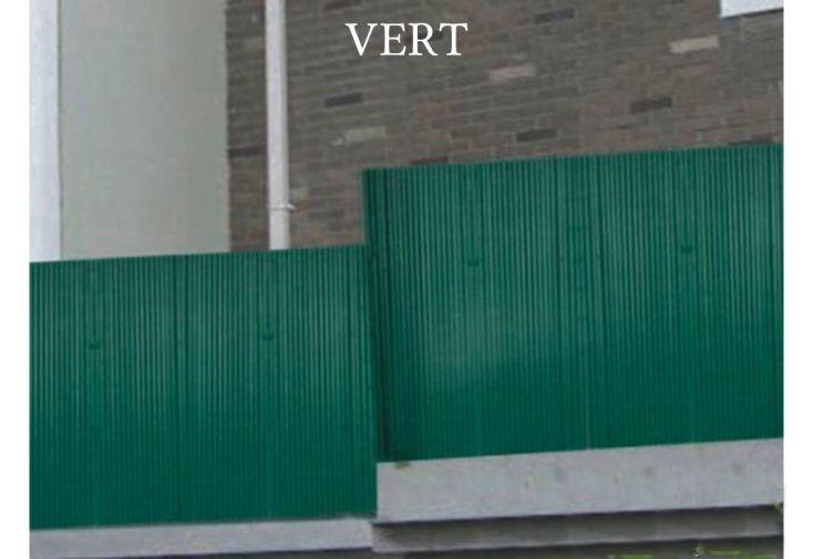 Canisse PVC 1,50 x 3,00m (Plusieurs Coloris)